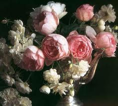 round roses